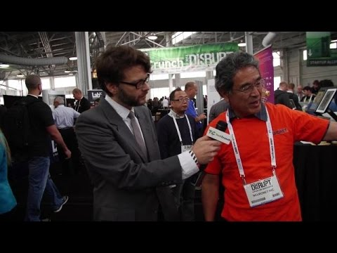 More Startup Alley with Jon Shieber
