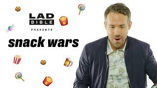 "Video Ryan Reynolds | ""I Have Five Seconds To Live Don't I?"" |  Snack Wars: UK V Canada MP3, 3GP, MP4, WEBM, AVI, FLV Agustus 2019"