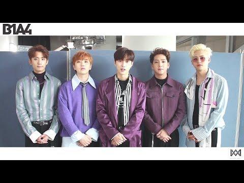 2017 B1A4가 전하는 추석 인사 메세지