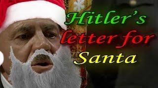 Hitler's letter for Santa