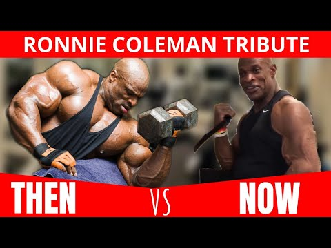 Ronnie Coleman Emotional Journey | Gym Motivation 👑