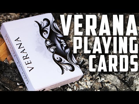 Deck Review - Verana Seasons Playing Cards [HD]