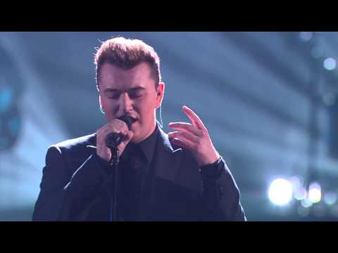 Sam Smith - Stay With Me - MTV VMA Awards