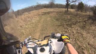 8. Top Speed Run on Yamaha Raptor