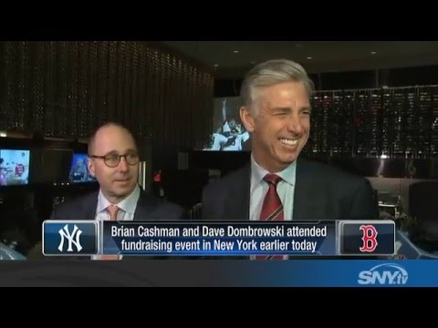 Video: Brian Cashman talks Mets and Yankees