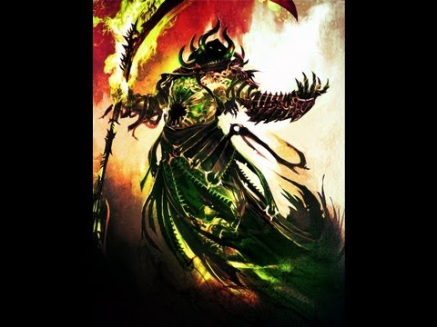 guild wars 2 necromancer - Do not be alarmed by the size of the video, in the first few moments of it you will encounter a table of content/menu designed for an easy and comfortable vi...