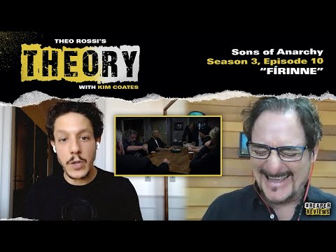 Firinne - SOA season 3, episode 10 | Theo Rossi's THEOry with Kim Coates - ReaperReviews