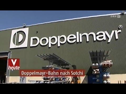Doppelmayr ORF TV Beitrag Sochi (2011)