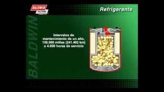FilterSavvy - Baldwin Filters - Filtros de Refrigerante 3