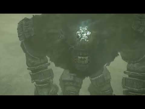 Обзор Shadow of the Colossus | ВСЁ ГЕНИАЛЬНОЕ - ПРОСТО