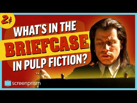 Pulp Fiction: What's in the Briefcase?