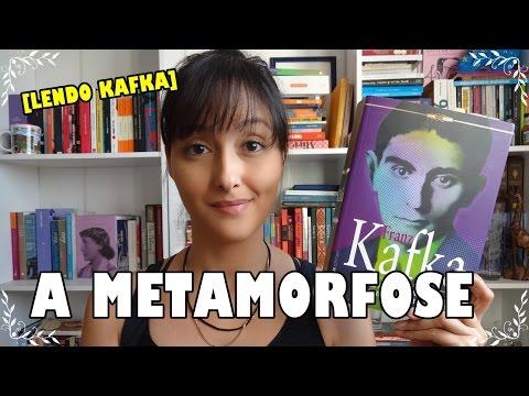 Lendo Franz Kafka: A Metamorfose #VEDA
