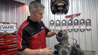 9. Seized Honda Big Red engine - tearing down the motor!  What happened!