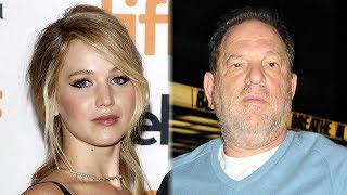 Video Jennifer Lawrence BLASTS Harvey Weinstein & More Stars Speak Out MP3, 3GP, MP4, WEBM, AVI, FLV Juni 2018