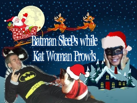 katwoman - The Lights Go out while we are Dining in Restaurant - Rainbow over my House - Deep Frying Turkeys - Roy in his Batman Onsie - Decorating my house for Christm...