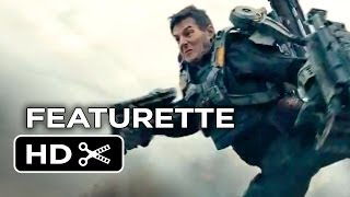Nonton Edge Of Tomorrow Featurette   Exo Suit  2014    Tom Cruise Sci Fi Movie Hd Film Subtitle Indonesia Streaming Movie Download