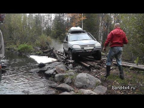 Банда НИВАводов в Карелии. Часть 4. К Осударевой дороге