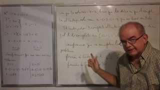 Algebra Intermedia - Lección 53 - A (problemas Verbales De Trabajo)
