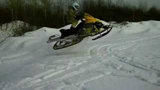 8. Ski Doo jumps (Tundra 300)