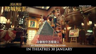 Nonton From Vegas To Macau Official Trailer Film Subtitle Indonesia Streaming Movie Download