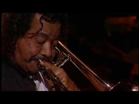 Raul de Souza   Lament (J. J. Jhonson)   Instrumental SESC Brasil