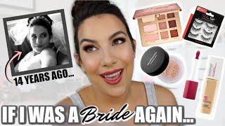 IF I WAS A BRIDE AGAIN... Here's The Makeup I'd Wear by Beauty Broadcast