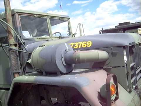 Heartland Museum of Military Vehicles PT 2 of 4