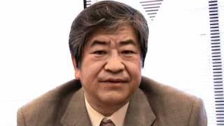 企業家から被災者へのメッセージ#03クリーク・アンド・リバー社井川社長