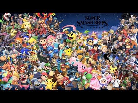 Super smash bros ultimate all final smashes 2020