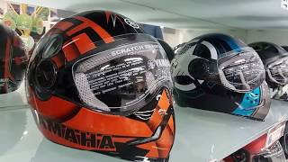 Original Yamaha Helmet Collections  Genuine Accessories  Price Details  1080p