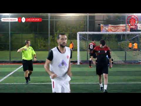 Çağdaş Cumhuriyet Spor - PRESTİJ ANGARA  Prestij Angara - Çağdaş Cumhuriyet Spor