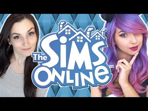 Yammy & I Have A Stalker!! | THE SIMS ONLINE MULTIPLAYER