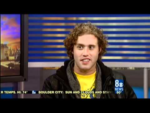 Actor & Comedian TJ Miller Headlines in Vegas