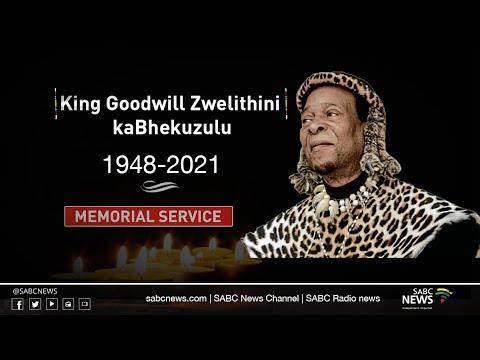 葬儀(2021年3月18日):南アフリカ伝統的君主/ズールー王グッドウィル・ズウェリティニ陛下の葬儀 がおこなわれる。南アフリカ大統領シリル・ラマポーザ閣下、モナコ公妃シャルレーヌ殿下らが参列 – 世界の王室ニュース