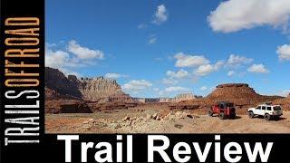 Hidden Splendor Trail Review and Guide 4WD Road in the San Rafael Swell, Utah 4k UHD