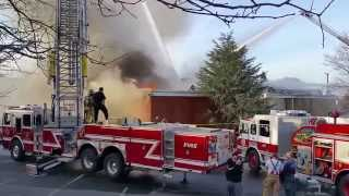 South Amboy (NJ) United States  city photo : SOUTH AMBOY, NJ 4TH ALARM BUILDING FIRE 4-13-15