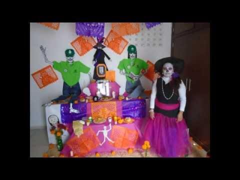 Altares de muerto INEEJAD Tlaquepaque - Fotos
