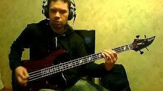 Video Preternatural - Oxygen Hunger (bass playthrough)