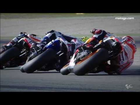 motion - The best super slow motion footage from the 2014 Gran Premio Movistar de Aragon, round 14 of the season at the MotorLand Aragon circuit. See more: http://bit.ly/MotoGPVideoPass.