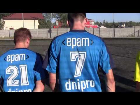 EPAM United — МФК Футзал-Днепр (обзор)
