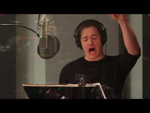 "The Nut Job: Brendan Fraser ""Grayson"" Behind the Scenes (Complete Broll)"