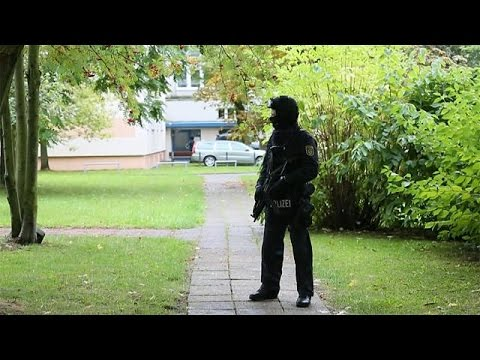 Γερμανία: Ανθρωποκυνηγητό για τον εντοπισμό υπόπτου για σχεδιαζόμενη βομβιστική ενέργεια