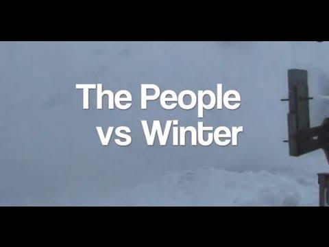 冬天下雪路面結冰一點也不浪漫,超驚險鏡頭讓你知道有多危險!