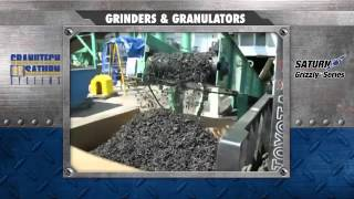 Grinders & Granulators