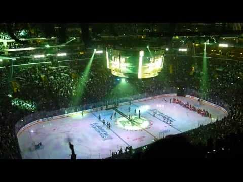 Los Angeles Kings 2013 Stanley Cup Playoffs Intro + Starting Lineups (WCQF – Game 4)