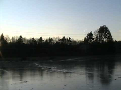 ROSE Cottage Project – Video #7 – Dock Location and 360 deg Pond View from (future) Dock