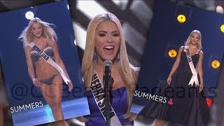 Video Miss Usa 2018 Full Preliminary Competition in 5 MInutes MP3, 3GP, MP4, WEBM, AVI, FLV Juni 2018