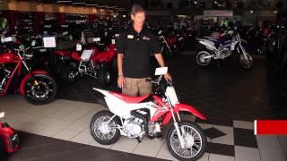 8. Honda CRF 110