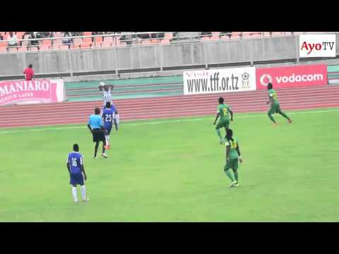 Video ya magoli ya mchezo wa Yanga Vs Maji Maji FC VPL, Full Time 5-0 Jan 21 2016
