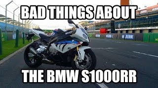 5. Bad Things About The BMW S1000RR